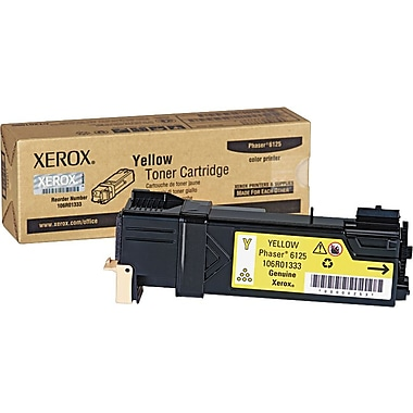 Xerox® 106R01333 Yellow Toner Cartridge