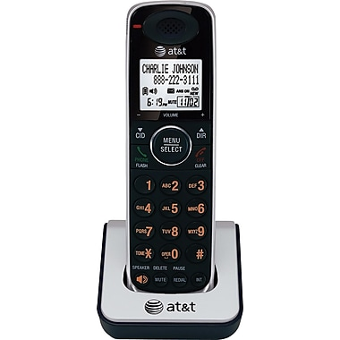 AT&T CL80100 DECT 6.0 Cordless Expansion Handset