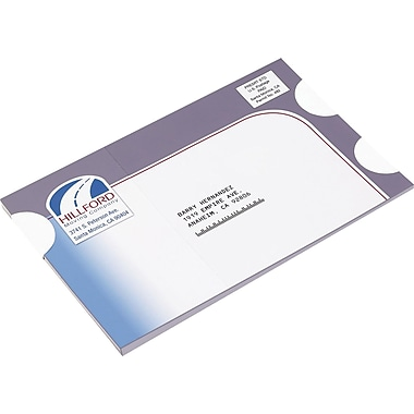 Avery® 5278 Print-or-Write White Mailing Seals, 1-1/2in. Diameter, 240/Pack