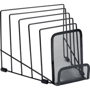 Staples Black Wire Mesh Step Sorter