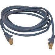 Belkin Cat5e Network Cable, Blue, 10'L (A3L79110BLUS)