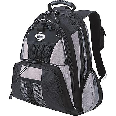 Targus® TSB212 Sport Standard Backpack For 15.4in. Notebook, Platinum/Black