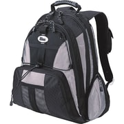 Targus® TSB212 Sport Standard Backpack For 15.4 Notebook, Platinum/Black