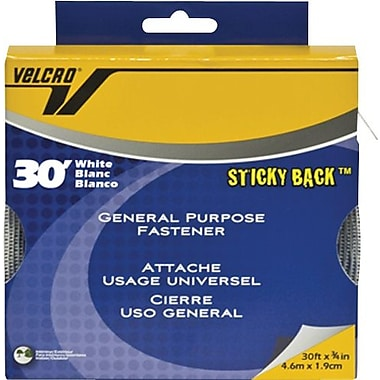 Velcro SB Tape - 3/4in. X 30' White