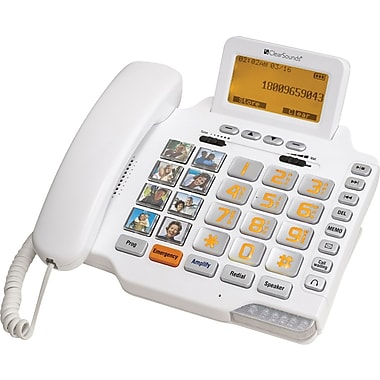 ClearSounds CSC1000 Amplified FreedomTalk Telephone