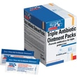 First Aid Only® G460 Triple Antibiotic Ointment, 0.5 g, Bacitracin Zinc