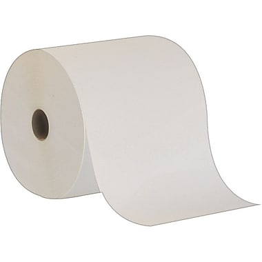 Envision® High Capacity Hardwound Paper Towel Rolls, White, 1-Ply, 6 Rolls/Case