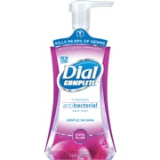 Dial® Complete Antibacterial Foaming Hand Wash, Cool Plum, 7.5 oz.