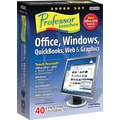 Professor Teaches Office, Windows, Quickbooks, Web & Graphics [Boxed]
