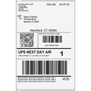 "DYMO® LabelWriter Large Shipping Labels, 4"" x 6"", 1744907"