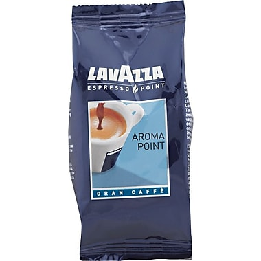 Lavazza® Espresso Point Cartridges, Aroma Point Arabica/Robusta Espresso, Regular, .25 oz., 100 Cartridges