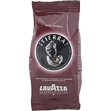 Lavazza® Espresso Point Cartridges Tierra! Espresso, Regular, .25 oz., 100 Cartridges