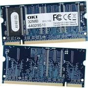 RAM Memory for Oki B400 Series Printers, 32MB