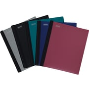 Staples® Accel® Spine Guard™ Notebook, 1 Subject, 8-1/2 x 11