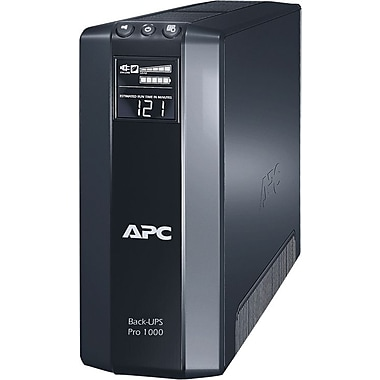 APC Back-UPS® RS 1000VA 8-Outlet Power-Saving UPS