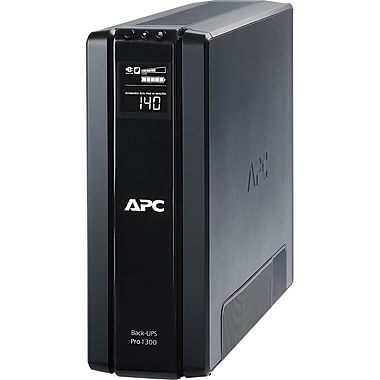 APC Back-UPS® RS 1300VA 10-Outlet Power-Saving UPS (BR1300G)