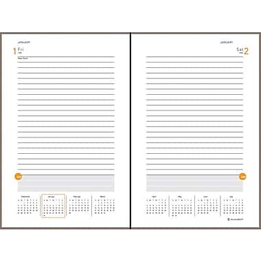 "2014 AT-A-GLANCE® One-Day-Per-Page Planning Notebook, 6"" x 9"""
