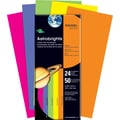 Wausua Paper® Astrobrights® #10 Happy Colored Gummed Envelopes, 50/Pack