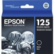 Epson 125 Black Ink Cartridge (T125120)