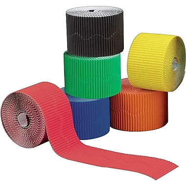 Bemiss-Jason® Bordette Border Rolls; 6-Pack, Assorted Colors