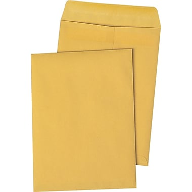 Quality Park Redi-Seal™ Self-Seal Open-End Catalog Envelopes, 6