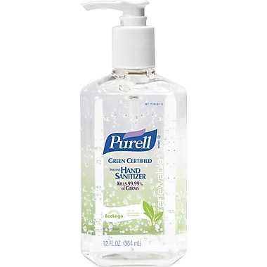 Purell® Green Certified Instant Hand Sanitizer, 12 oz.