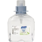 Purell® FMX™ Green Certified Instant Hand Sanitizer, Foam, Refill, 1,200 ml., 3/Case