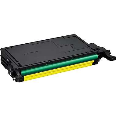 Samsung CLT-Y508L Yellow Toner Cartridge, High Yield
