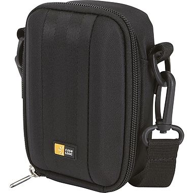 Case Logic QPB-202 Medium Camera and Flash Camcorder Case