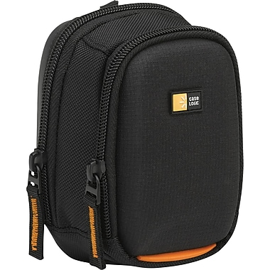 Case Logic SLDC-202 Compact Camera/Flash Camcorder Case