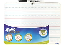 Expo® 8.9' x 11.8' Double-Sided Learning Board