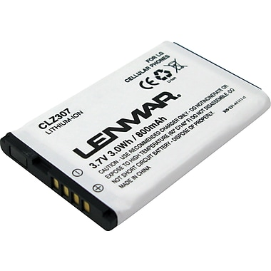 Lenmar Replacement Battery for LG Invision, Rhythm Cellular Phones