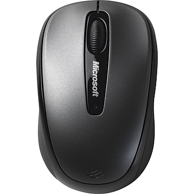 Microsoft USB Wireless Mobile Mouse 3500, Loch Ness Gray (GMF-00010)