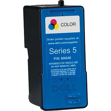 Innovera Remanufactured Dell Series 5 Color Ink Cartridge (M4646), High Yield
