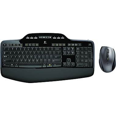 Logitech® Wireless Desktop MK710 Keyboard & Mouse