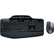 Logitech MK710 Full-Size Wireless Keyboard and Laser Mouse Combo (920-002416)