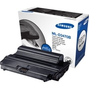 Samsung ML-D3470B Black Toner Cartridge, High Yield