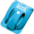 Acco® Klix Clips, Assorted Colors, 24/Pack