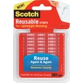 Scotch® Reusable Double-Sided Mounting Tapes and Squares