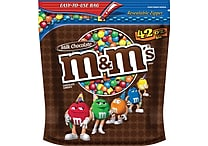 M&M's® Milk Chocolate Candy, 42 oz. Bag