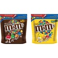 M&M's® Peanut & Plain Bags, 42 oz.