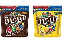 M&M's® Peanut & Plain Bags, 42 oz.