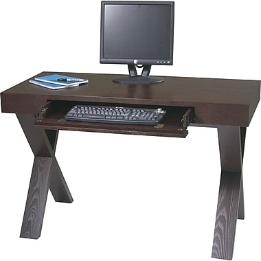 Avenue Six™ Laine Collection Desk, Espresso