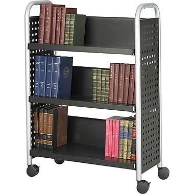 Safco® Scoot™ Book Cart