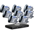 XBlue X16 Small Office Telephone System, 8pk