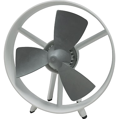SoleusAir® Soft Blade Table Fan, 8