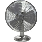 SoleusAir® Retro Metal Table Fan, 12