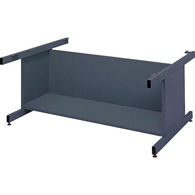 Safco® High Base for 5-Drawer Steel Flat File, Black