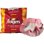 Folgers® Classic Roast Ground Coffee, Regular, .9 oz., 40/Filter Packets