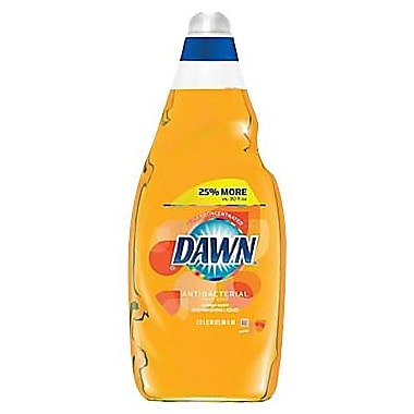 Dawn® Antibacterial Dish Soap, Orange, 38 oz.